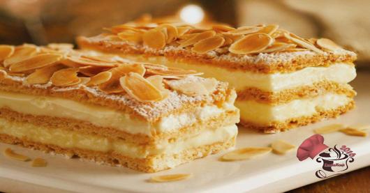 Pasteles de crema de limón